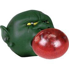 MOSTRO TESTA ORCO GOBLIN SPLATTER palla ANTI STRESS monster fantasy personaggio