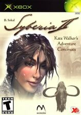 Syberia II: Kate Walker's Adventure Continues - Original Xbox Game