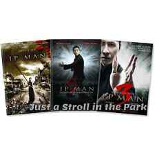IP Man: Complete 3 Movie Collection Box / DVD Set(s) NEW!