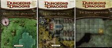Dragones y mazmorras-Vaults Underdark-Haunted Mutchnik-Urban Underdark-Map Pack-Tiles