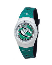 RIP CURL youth TAKE OFF PU SURF WATCH rrp$100 BRAND NEW Green