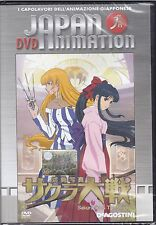 Dvd **SAKURA WARS ♦ THE MOVIE ♦ IL FILM** Japan Animation nuovo 2001