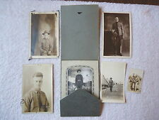 "Mixed Lot Of Vintage Military Post Cards,Pics,etc."" AWESOME COLLECTIBLE LOT """