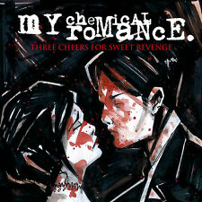 My Chemical Romance - Three Cheers For Sweet Revenge - Vinyl LP *NEW*