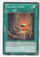 YU-GI-OH PLAYED Tal der Toten Common