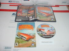 DUKES OF HAZZARD: RETURN OF GENERAL LEE game in case w/ manual Playstation 2 PS2