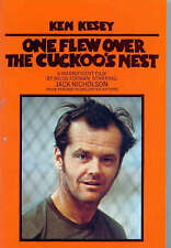 One Flew Over The Cuckoo's Nest, Kesey, Ken Paperback Book