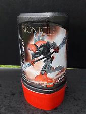 Lego Bionicle Rahkshi Turahk 8592 contains 45 pieces sealed