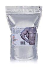 1kg Proteína Suero Leche Pura Concentrarse WPC80 músculo crecimiento sin sabor