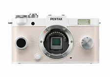 Pentax Q-S1 12.4 MP Mirrorless Digital Camera Pure White