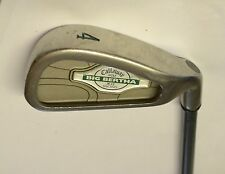 Ladies Callaway Big Bertha x12 4 Iron Gems Graphite Shaft