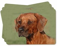 Rhodesian Ridgeback Dog Picture Placemats in Gift Box, AD-RR1P