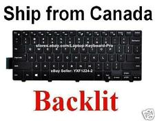 Dell Inspiron 14 5000 series 14-5447 5447 Keyboard - US Backlit  021H9J 0NRC3Y