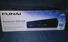 Funai DV220FX4 VCR and DVD Recorder Player DVD/VHS Combo