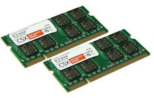 2x 1gb 2gb 333 MHz DDR memoria RAM per Apple PowerBook g4 SO-DIMM pc2700