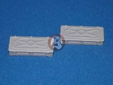 Tank Workshop 1/35 T-54 / T-62 Tank Early Style ZIP Tool Boxes (2 pieces) 355036