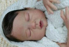 "Sweet baby girl ""Ivy Jane"" Reborn girl sculpted by Melody Hess"