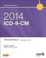 2014 ICD-9-CM for Hospitals, Volumes 1, 2 and 3 Standard Edition, 1e (Buck, ICD-