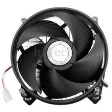 Aluminium Heatsink Fan for 30W 50W 100W High Power LED Bulb Cooling Cooler 12V