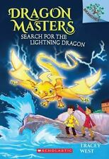 Search for the Lightning Dragon: A Branches Book (Dragon Masters #7), Paperback