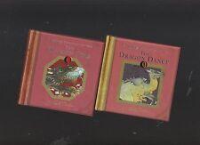 Dr Ernest Drake's Dragonology Pocket Adventures H/C - Dragon Star/Dragon Dance