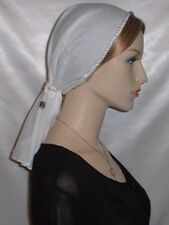 Round Cut Batiste Cotton Tichel Scarf Headcovering Head Covering Hair Scarves