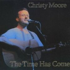 CHRISTY MOORE - TIME HAS COME CD POP 14 TRACKS NEU