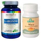 PACK L-ARGININA 500mg 90 Capsulas + MACA 500mg 100 Comprimidos - SALUD SEXUAL