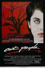 Cat People 1982 Poster 02 A3 Box Canvas Print