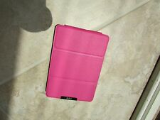 "FYY Amazon Kindle Wi-Fi E Ink 6"" Tablet HARD Back Stand Book Folio Case PINK"