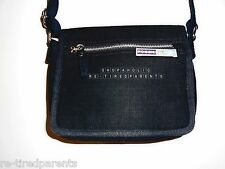 FOSSIL SPORTS DIV. – SHOULDER BAG – CROSS BODY - MEN - WOMEN - BLACK – MINT COND