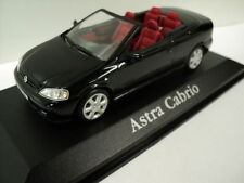 Vauxhall Opel ASTRA G Convertible/  Model Car 1/43 made by Minichamps NOS Boxed