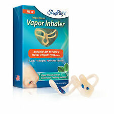 Sleepright Intra-Nasal Vapour Inhaler with Soothing Menthol