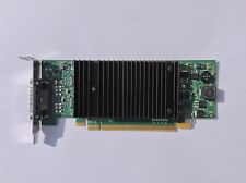 SFF doble MATROX P69-MDDE 256 Lauf P690 256MB PCIe WINDOWS 7 & PLUS 8 tarjeta de gráficos