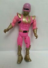 "ATOMIC RANGER WARRIOR: 5"" Action Figure, Lanard Toys, 1991, Vintage"