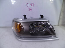 NEW OEM HEAD LIGHT HEADLIGHT LAMP HEADLAMP MITSUBISHI MONTERO SPORT PAJERO 00-07