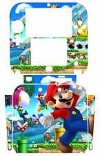 Super Mario 300 Vinyl Decal Cover Protector Skin Sticker for Nintendo 2DS