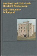 Kunstdenkmäler in Burgund (mit 320 Tafeln)   1991