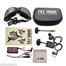 Fat Shark FATSHARK Teleporter V5 FPV Goggles Camera VTx FPV FCC CE