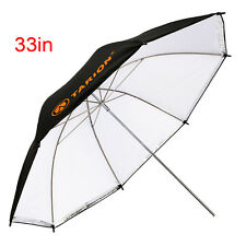 "TARION 33"" 84cm Photo Umbrella 2in1Studio Flash Lighting Reflector Soft Camera"