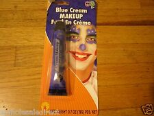 NEW ! Blue Cream Costume Makeup Face Paint Blue Holidays Parties Christmas