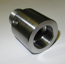 "1"" x 12TPI TO 1 1/8"" x 12TPI ADAPTOR MYSTRO / DRUMMOND M TYPE Direct From Myford"