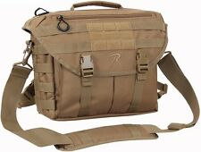 Military Covert Dispatch Tactical Shoulder Bag Work/School MOLLE Messenger Bags