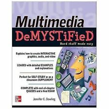 Multimedia Demystified by Jennifer Coleman Dowling (2011, Paperback)