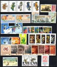 Australia - 1984 Year Collection MNH - 2 Scans