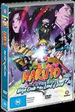 Naruto - The Movie - Ninja Clash In The Land Of Snow (DVD, 2007) - Region 4