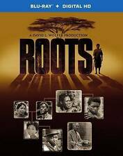 Roots: The Complete Original Series Blu Ray Brand New Ships Worldwide