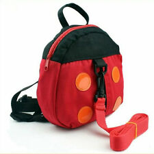 Baby Toddler Kid Child Boy Girl Cartoon Animal Backpack Schoolbag Security Strap
