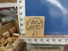 tree plant outisde rubber stamps 33y