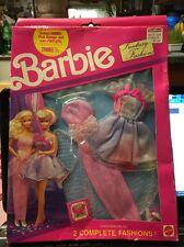 1991 Barbie Fantasy Fashions NRFC 2 Complete Fashions MIB